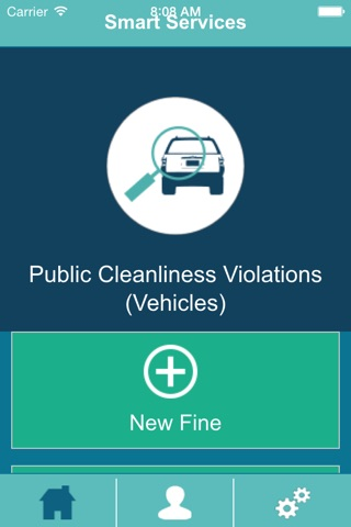 Public Cleanliness Violations screenshot 3