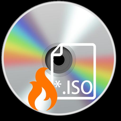 Burn ISO