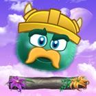 Vert de Viking Quête - la jungle de plateforme et saut Aventure Jeu pour les enfants icon