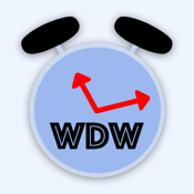 MouseWait for Disney World Social Lounge icon