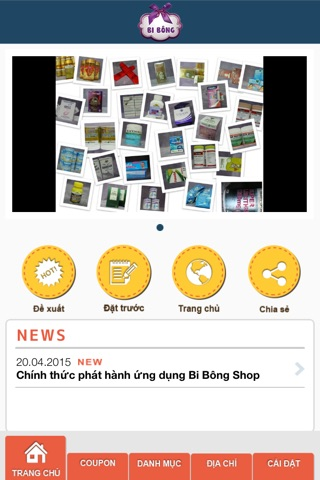 Bi Bông Shop screenshot 2