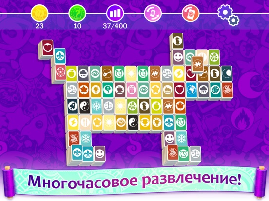 Mahjong : World's Biggest Mahjongg Solitaire для iPad