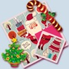 Picture Jigsaw Puzzles For Kids - Santa Claus - Christmas Tree and Gifts