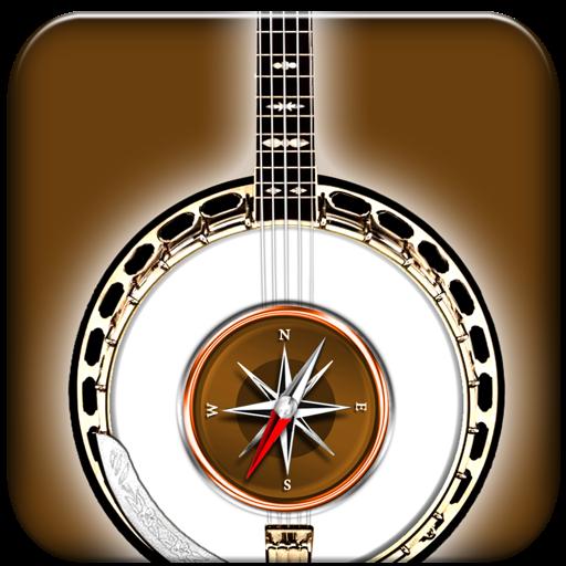 Banjo Chords Compass / Аккорды для банджо