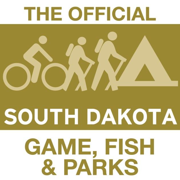 South dakota game fish parks guide pocket ranger on for South dakota game fish
