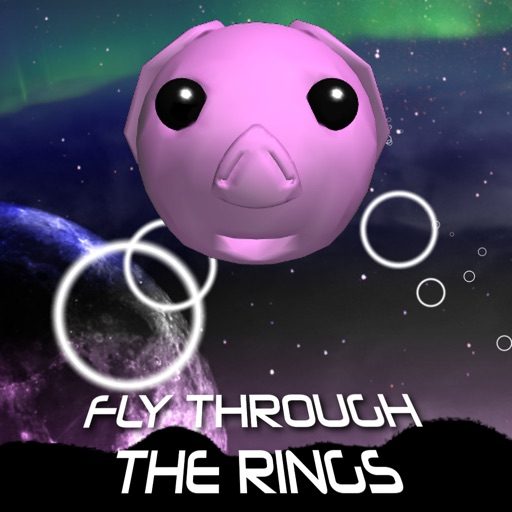 Fly Through The Rings iOS App