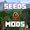 Anatoli Rastorgouev - Seeds & Mods for Minecraft PE - Best Pocket Edition Crafting Collection  artwork