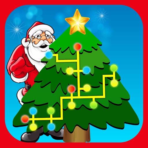 Light Up Xmas Tree iOS App