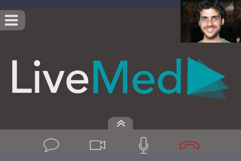 LiveMed Rep screenshot 1