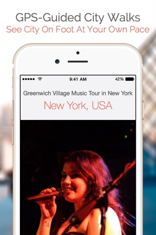 Greenwich Village Music Tour in New York (Lite Version) screenshot 1