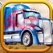 A Truck Racing Frenzy On Highway 3D Pro