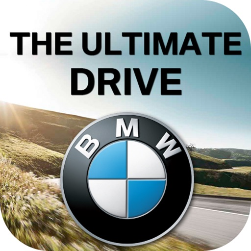 The Ultimate Drive – Discover Roads by BMW Financial Services【GPS导航】