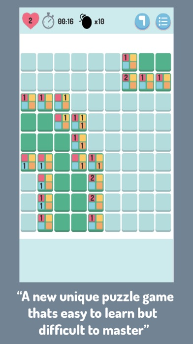 Puzzle Sweeper Screenshot