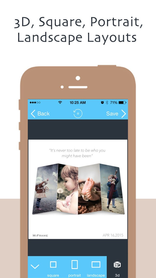 Miframe Collage Maker Fx Editor Photo Frame From