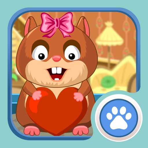 My Cute Hamster - Your own little hamster to play with and take care of! iOS App