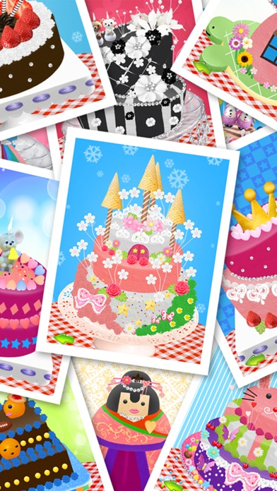 Cake Maker Salon on the App Store