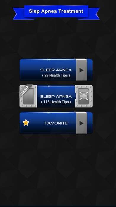download Sleep Apnea Symptoms apps 1