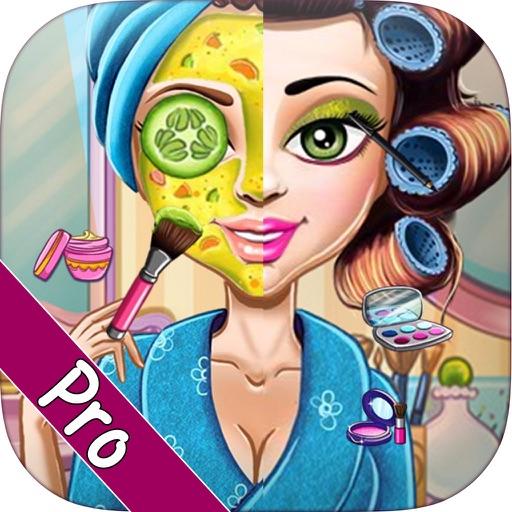 Shopaholic Real Makeover - MakeUp and Dress Up iOS App