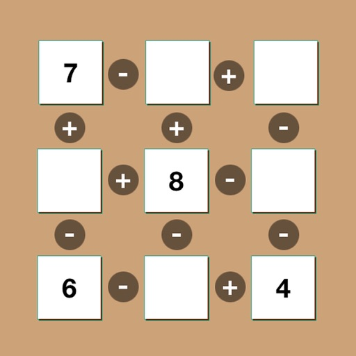 Math Square - Can You Solve? iOS App