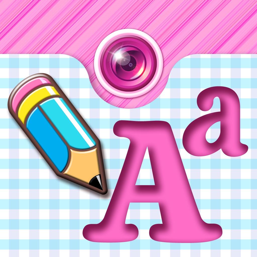 Texto em fotos app 42