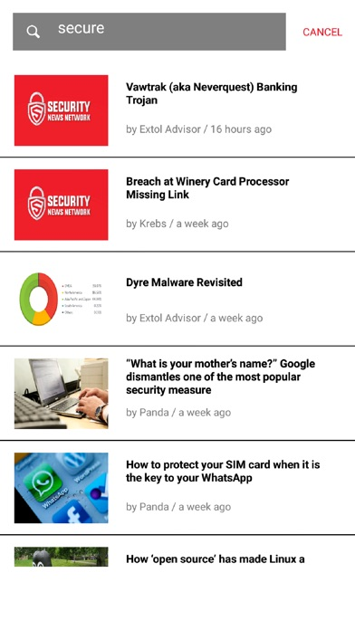 download SNN - Security News Network apps 0