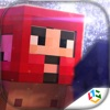 Blocky Boxing Match 3D - Endless Survival Craft Game (Free Edition)