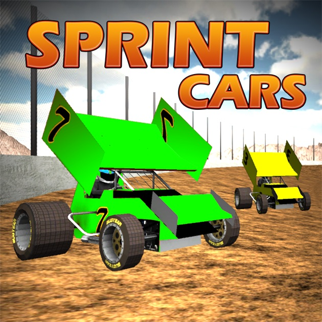 Sprint Car Dirt Track Game Free On The App Store