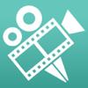 Video editor gratis Videolab film collage foto videobewerking voor Vine, Instagram, Youtube