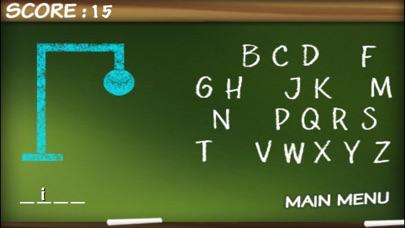 Ultimate Hangman screenshot1