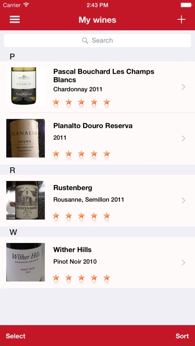 Winetastic Скриншоты3