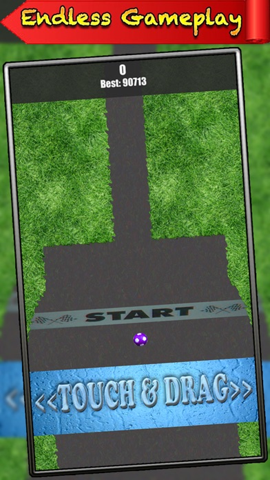 download Super Football Run - keep the ball on the road to stay alive apps 2