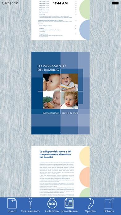 download L'alimentazione del bambino 0-36 mesi apps 0