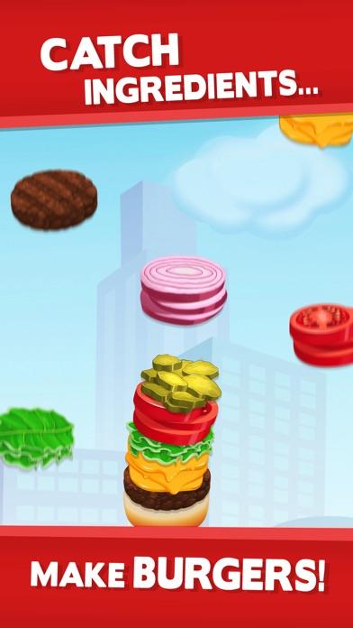 Sky Burger review screenshots