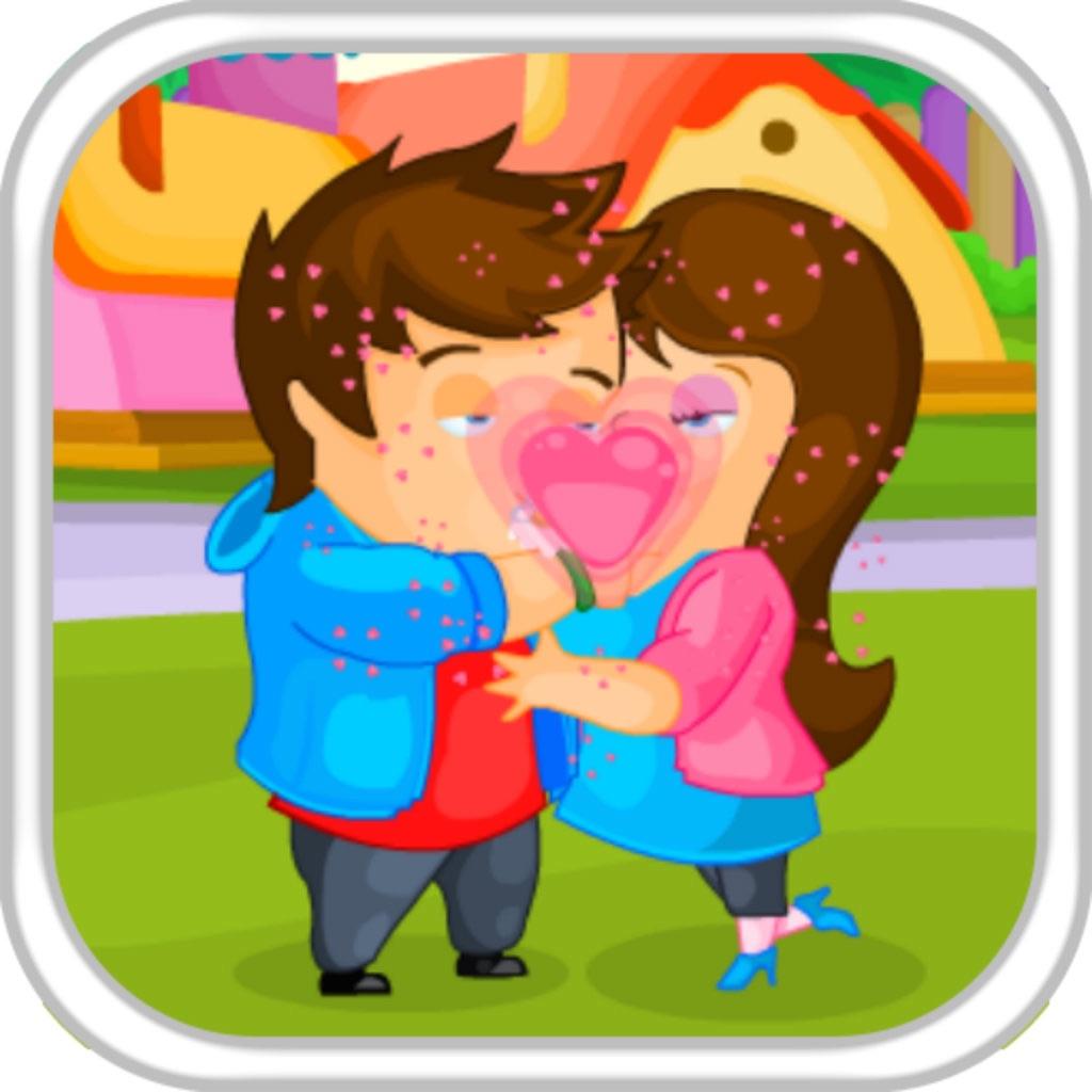 Поцелуи в писке 2 фотография
