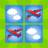 Kids Memory Game Planes