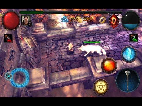 Glory Warrior: Lord of Darkness Epic RPG Screenshot