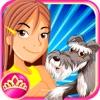 マイ娯楽と教育インタラクティブデザインストーリー物語ゲーム - イジー、無料子供のための野良犬ブッククラブ
