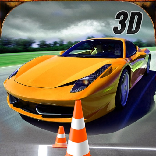 Real Extreme Racing Car Driving Simulator Free 3D By Ozi
