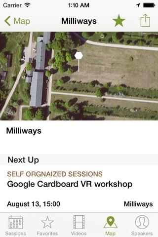 Chaos Communication Camp screenshot 4