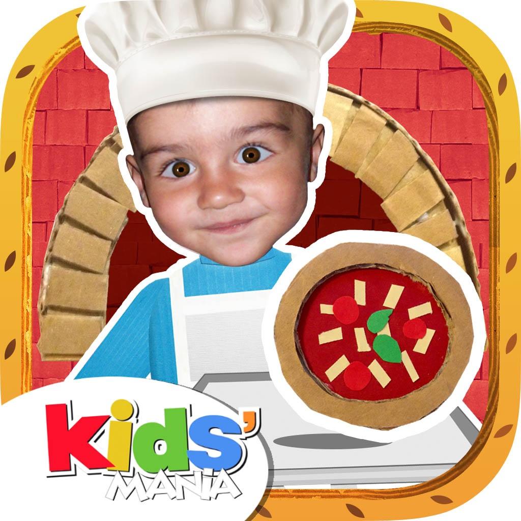 My Little Cook - je prépare de super pizzas