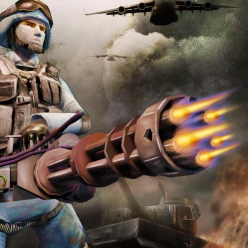 Gunship Gunner Destroyer iOS App