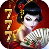 Slots Golden Geisha Bonanza FREE - Lucky 777 Asian High Rollers Slot-Machines