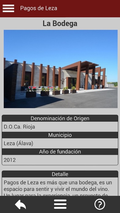 download Bodegas de España apps 1