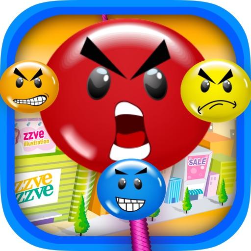 Crazy Bubbles Popping iOS App