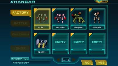 ロボット コンストラクション Rのスクリーンショット1