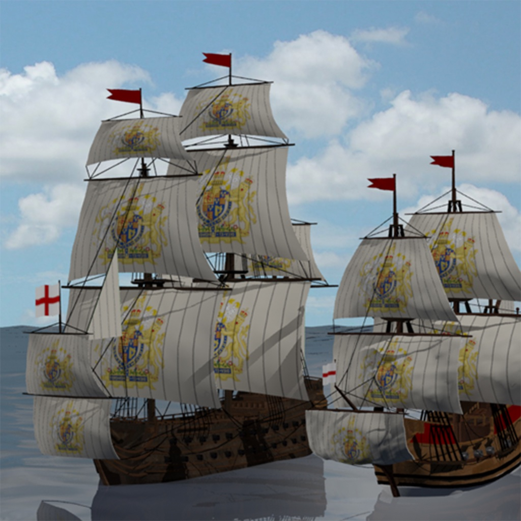 Naval Battle: 17th century