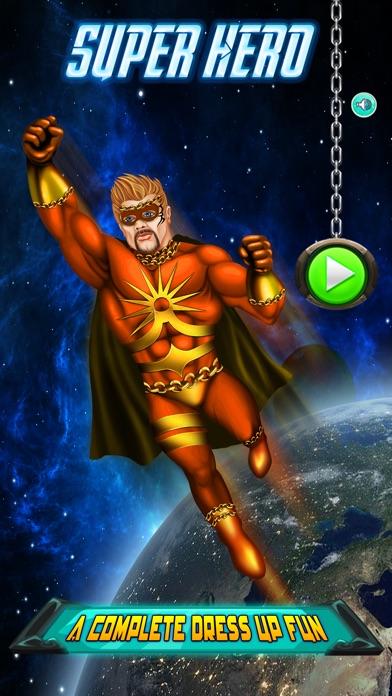 Create Your Own Superhero Maker – Super Hero Creator Games for US Man Free-4