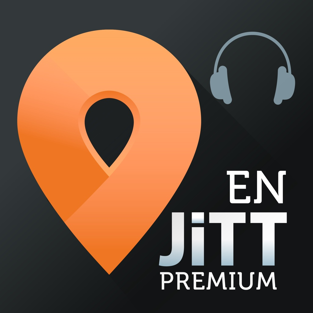 London Premium | JiTT Audio City Guide & Tour Planner with Offline Maps