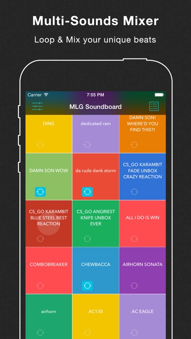 download MLG Sounds - Free Soundboard for MLG Illuminati apps 0
