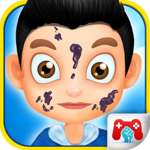 Naughty Kids Day care iOS App